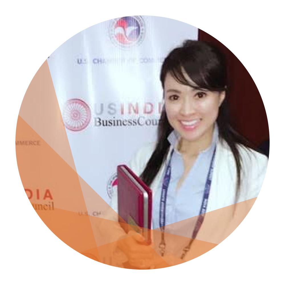 Noriko Mitsui / Horyou Partner and Horyou Japan Ambassador